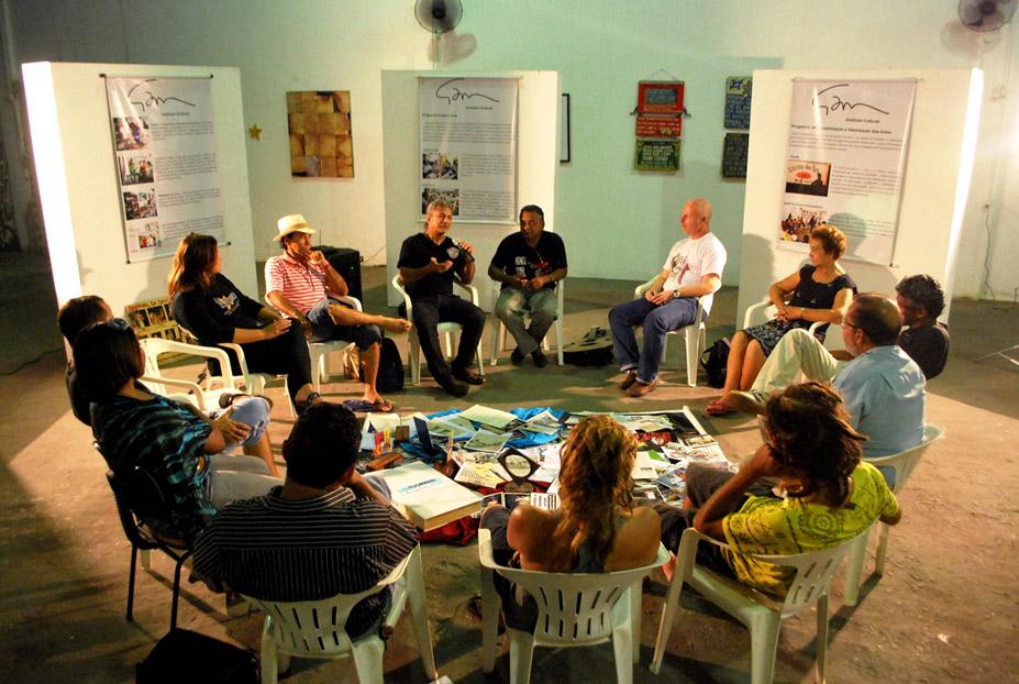 Gestão de Espaços Culturais Fomento a Economia Criativa